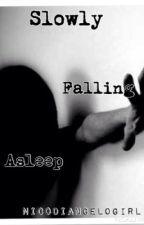 Slowly Falling Asleep by NicoDiAngeloGirl