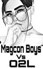 Magcon Boys Vs O2L(1ra Temporada.Terminada). by Milagros_1108
