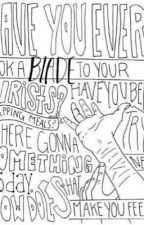 Self harm, Suicide & Depression poems/quotes by Catts_Vibes