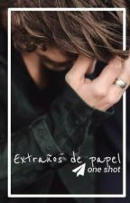 Extraños de papel»larry stylinson os by gigglestyles