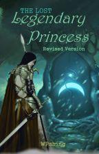 The Lost Legendary Princess by yamatoshelo