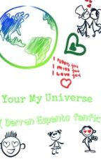 Your My Universe ( Darren Espanto Fanfic by blue_ninja_girl_10