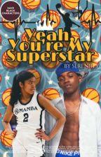 Yeah, You're My Superstar    NBA    Kobe & Gigi by sereniity-