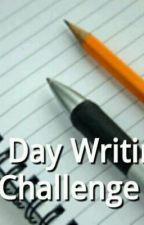 30 Day Writing Challenge by xXSketchyTrixterXx