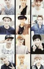 The Bindings (EXO member x reader) by CathyLiku