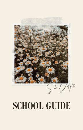 School Guide (for Christian Girls) by graceinspiredgirls