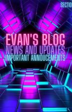 Digital Pitch: Blog: News and Updates by evanfanfiction