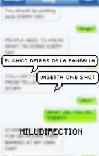 El chico detrás de la Pantalla.  (Wigetta - One Shot) by MiluDirection