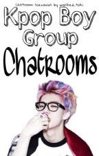 K-Pop Boy Group Chatrooms by masked_toki
