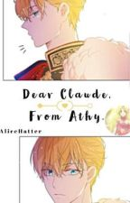 Dear Claude, From Athy. by AliceHatterA03
