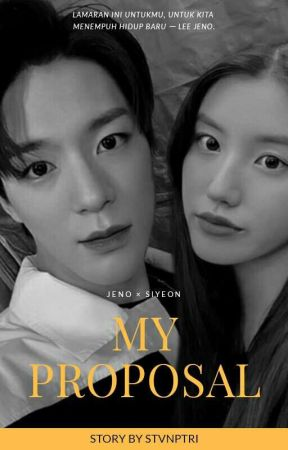 MY PROPOSAL | Lee Jeno by Stvnptri