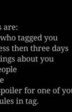 Tagged  by caitliniscooler123