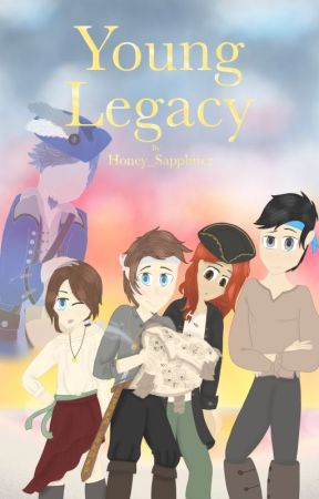Young Legacy by Honey_Sapphires