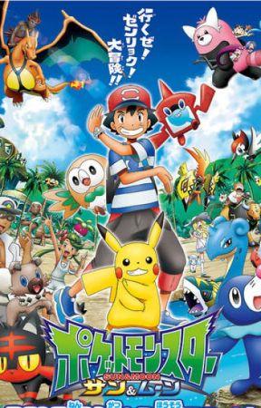 Pokemon Sun and Moon Adventure by DragonSpiritFlame