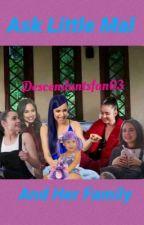 Ask Little Mal And Her Family by Descendantsfan03