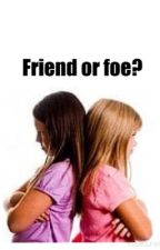 Friend or foe? (A pjo and tmi crossover) by 4evr_fangirl