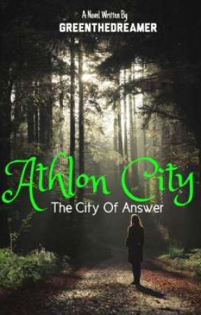 Athlon City : The City Of Answer by GreenTheDreamer