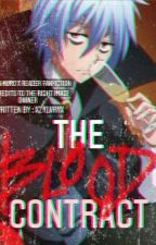 The Blood Contract (Servamp Kuro x Reader) by XhazuMalk-Chan