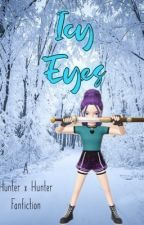 Icy Eyes •||• Hunter x Hunter by Xmultifand0mX