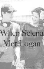 When Selena Met Logan by fragilepartofme