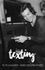 Texting ✉ libro uno (español) by -sweaterweather