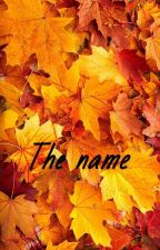 The name by Hashi-hime