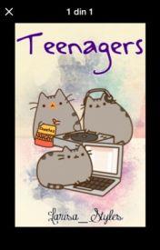 Teenagers by Larisa_Styles