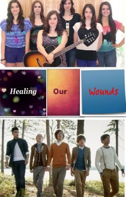 Healing Our Wounds (A Cimorelli FanFic) [Book 2]