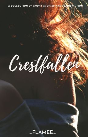 Crestfallen by JAYEDJI