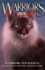 Warriors #5: Heart of Fire by warriorcatlover345