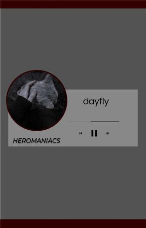 DAYFLY. ° cover shop by heromaniacs