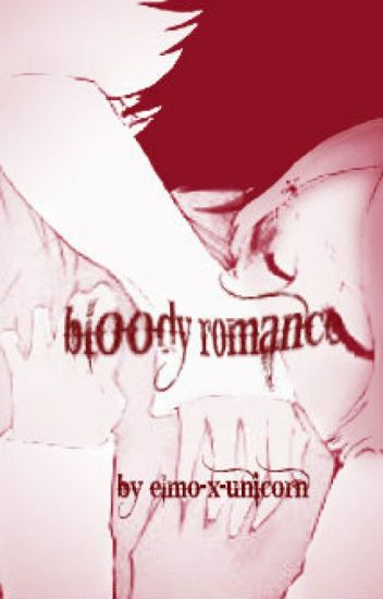 Bloody romance- Jeff the killer fanfiction