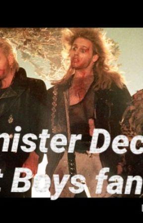 Sinister Deceit ( a lost boys fan fiction ) by TheLostBoysBabyGirl