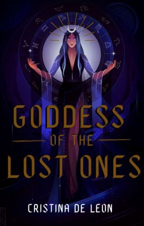 The Goddess of The Lost Ones by Cristina_deLeon