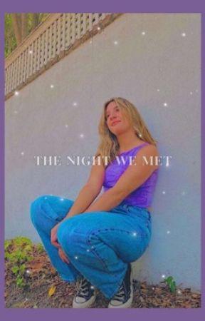 the night we met || kagehina  by -GRAZERWH0RE