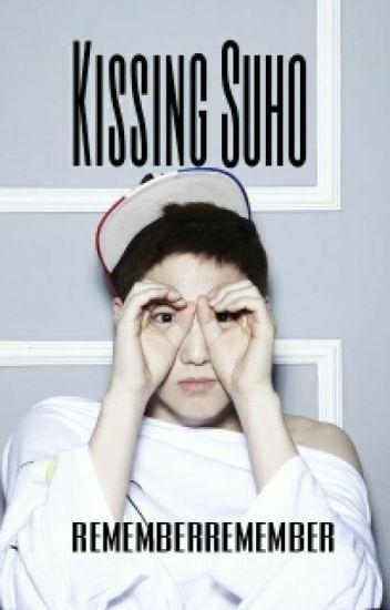 Kissing Suho
