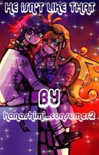 He isn't like that (Irouma) by Kanashimi_consumer2