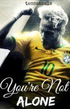 You're Not Alone » Neymar Jr. by tessaazele