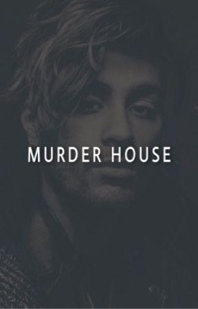 murder house //ziam mpreg by niazkiam
