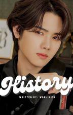 history | minimo by wonjivity