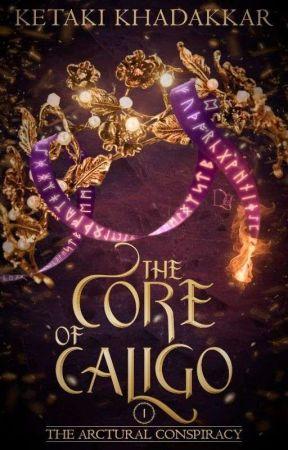 The Core Of Caligo by ketakikhadakkar
