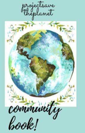 Community Book by ProjectSaveThePlanet