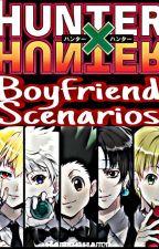 *NEW* HunterXHunter Boyfriend Scenarios/Preferences  by Neo-Winter_925