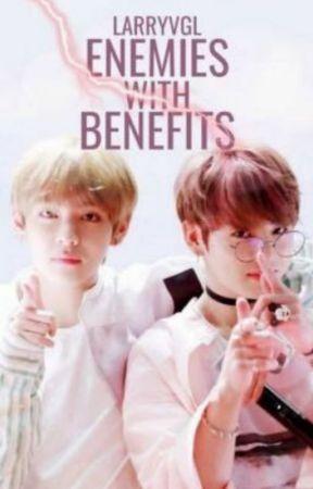ENEMIES WITH BENEFITS | VKOOK by LARRYVGL_luv