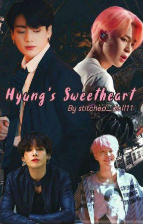 Hyung's Sweetheart || Jikook Fanfic by stitched_doll11