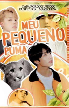 Meu Pequeno Puma (HIATUS) by _mazikeen-_