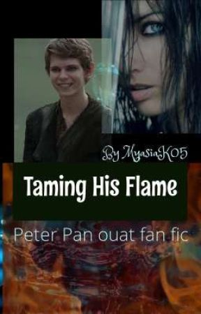 Taming His flame Peter Pan and Posideons daughter ouat fan fiction by myasiaK05