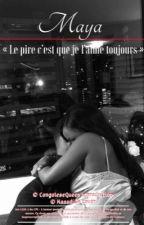 𝐌𝐚𝐲𝐚 - « Mon mariage arrangé » by CongoleseQueen_