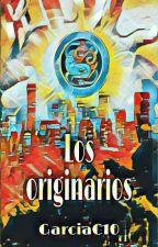 Los Originarios: El Medallón Ancestral by GarciaC10