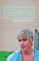 Skins » maxxie by saintcurry